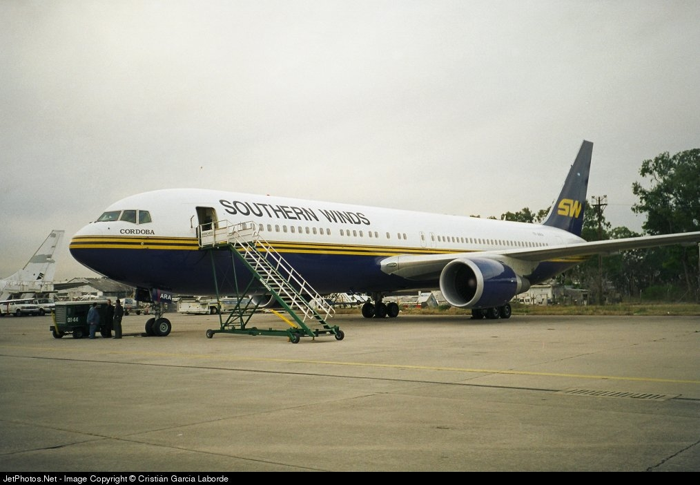 TF-ARA - Boeing 767-3Q8(ER) - Southern Winds