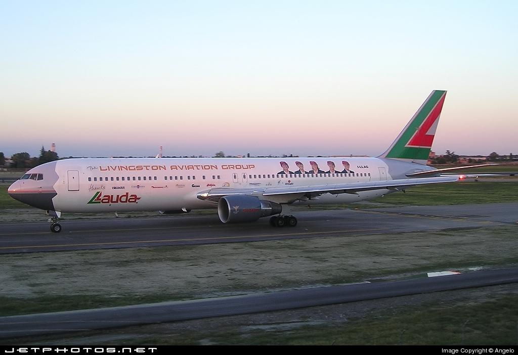 I-LLAG - Boeing 767-330(ER) - Lauda Air Italy