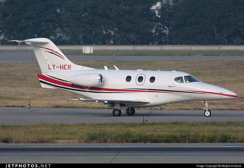 LY-HER - Raytheon 390 Premier I - HC Airways