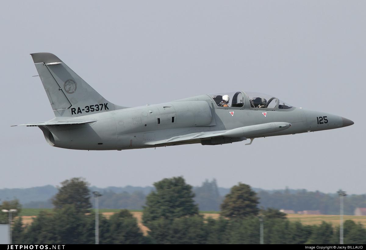 RA-3537K - Aero L-39ZO Albatros - Private