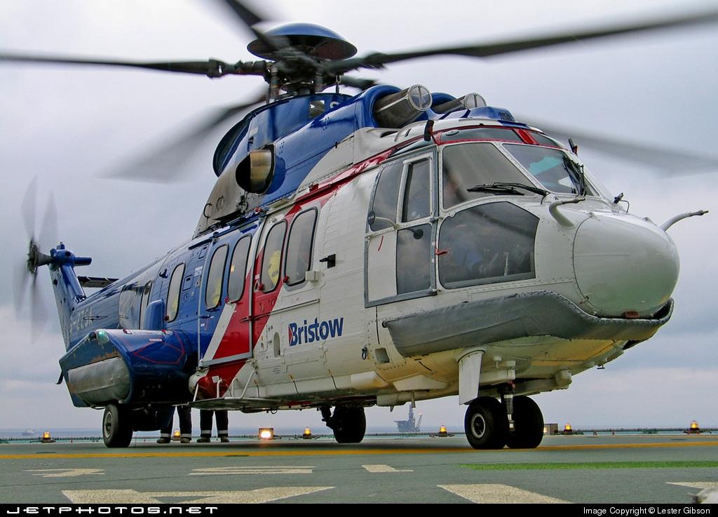 G-ZZSA - Eurocopter EC 225LP Super Puma II+ - Bristow Helicopters