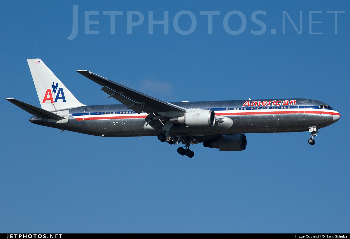 N363AA - Boeing 767-323(ER) - American Airlines