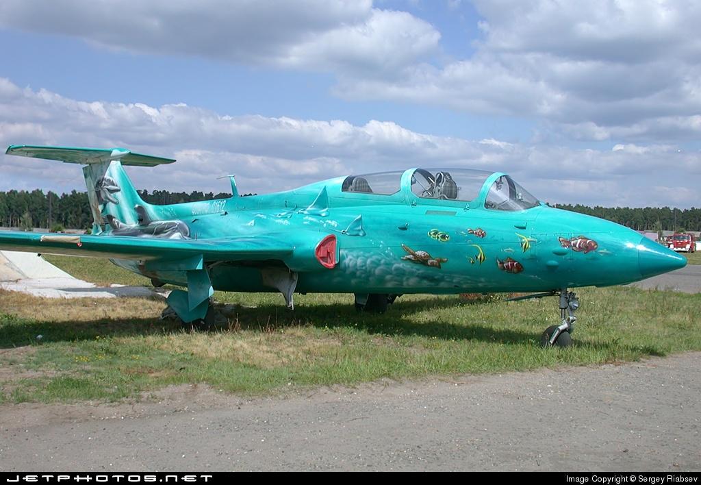 FLARF-01612 - Aero L-29 Delfin - Private
