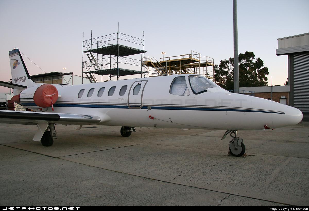 VH-XBP - Cessna 550B Citation Bravo - Buildev Aviation