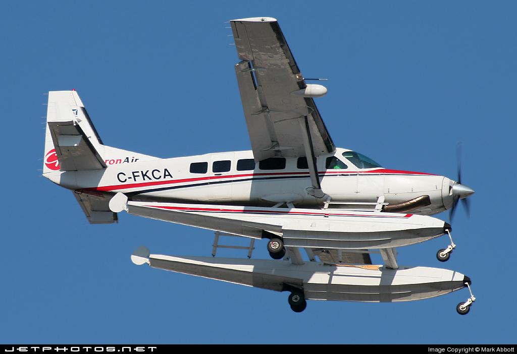 C-FKCA - Cessna 208 Caravan - Cameron Air Service