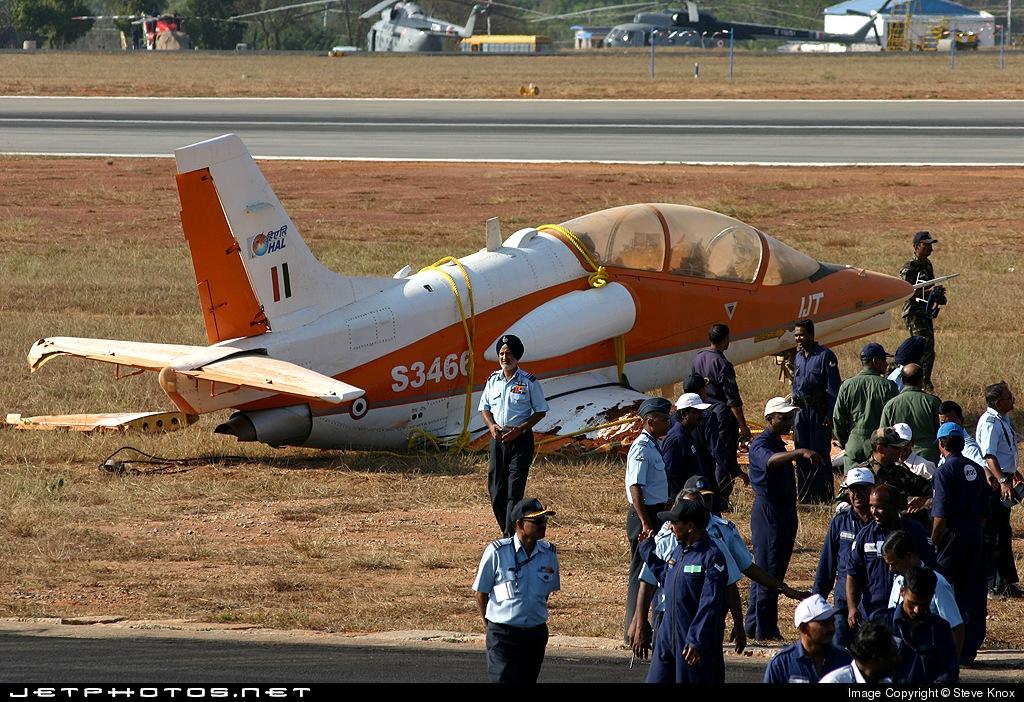 S3466 - Hindustan Aeronautics HJT-36 Sitara - Hindustan Aeronautics