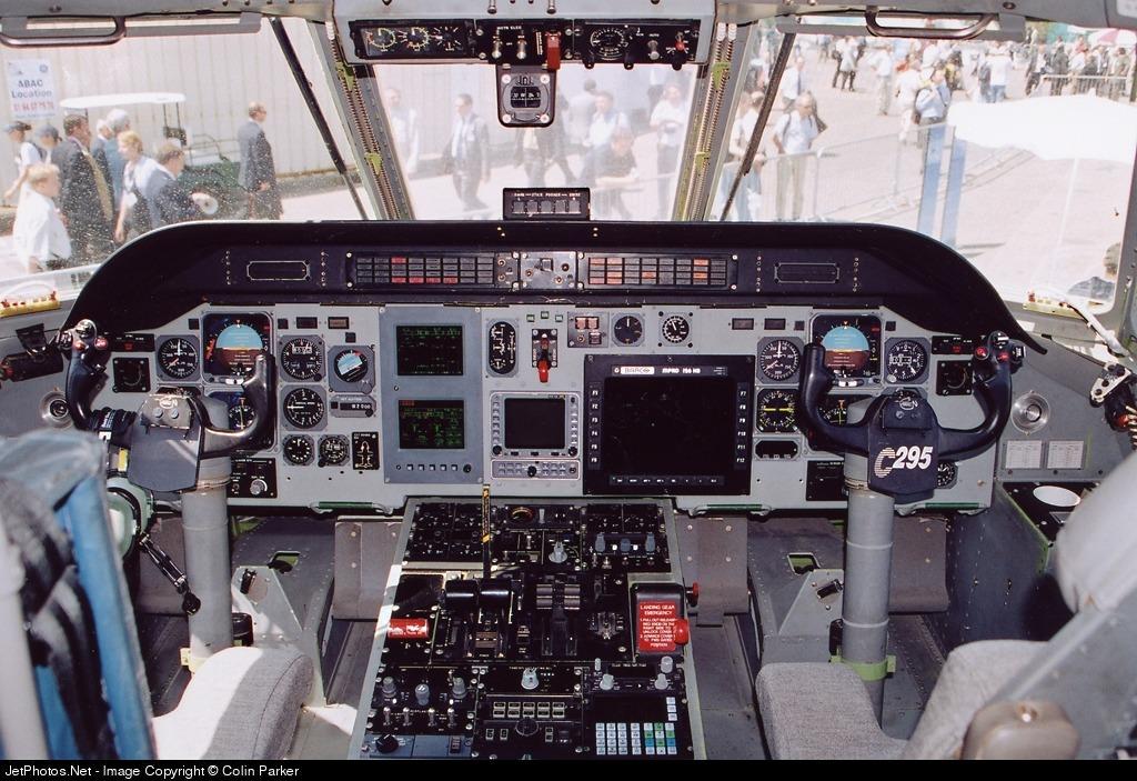 - Casa CN-295 - CASA