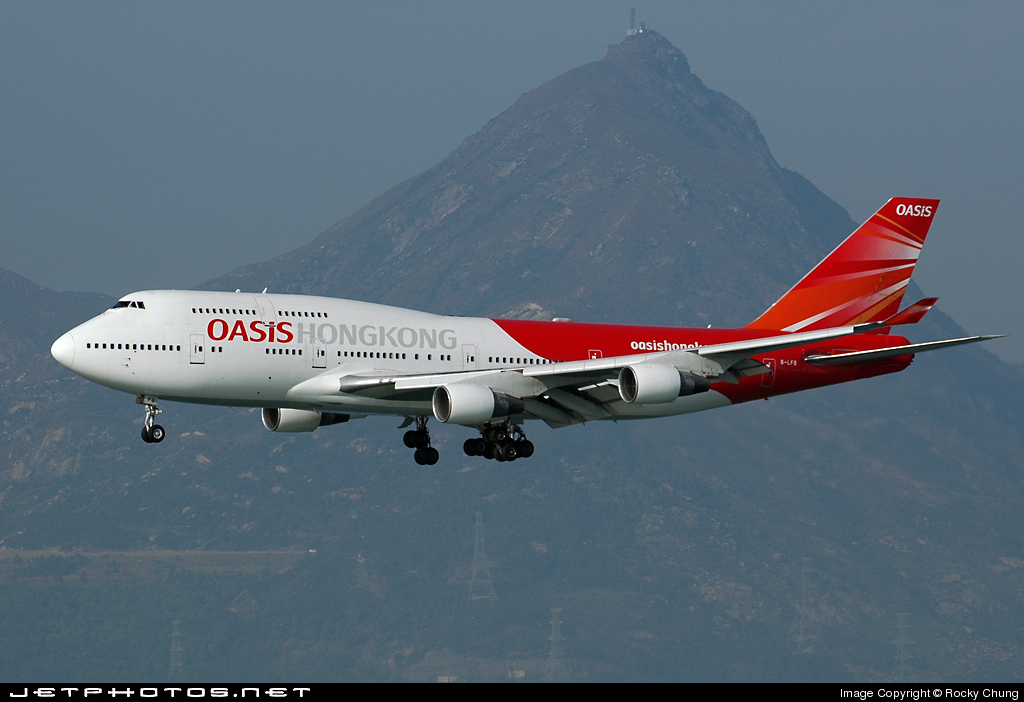 Oasis Hong Kong Airlines goes into liquidation