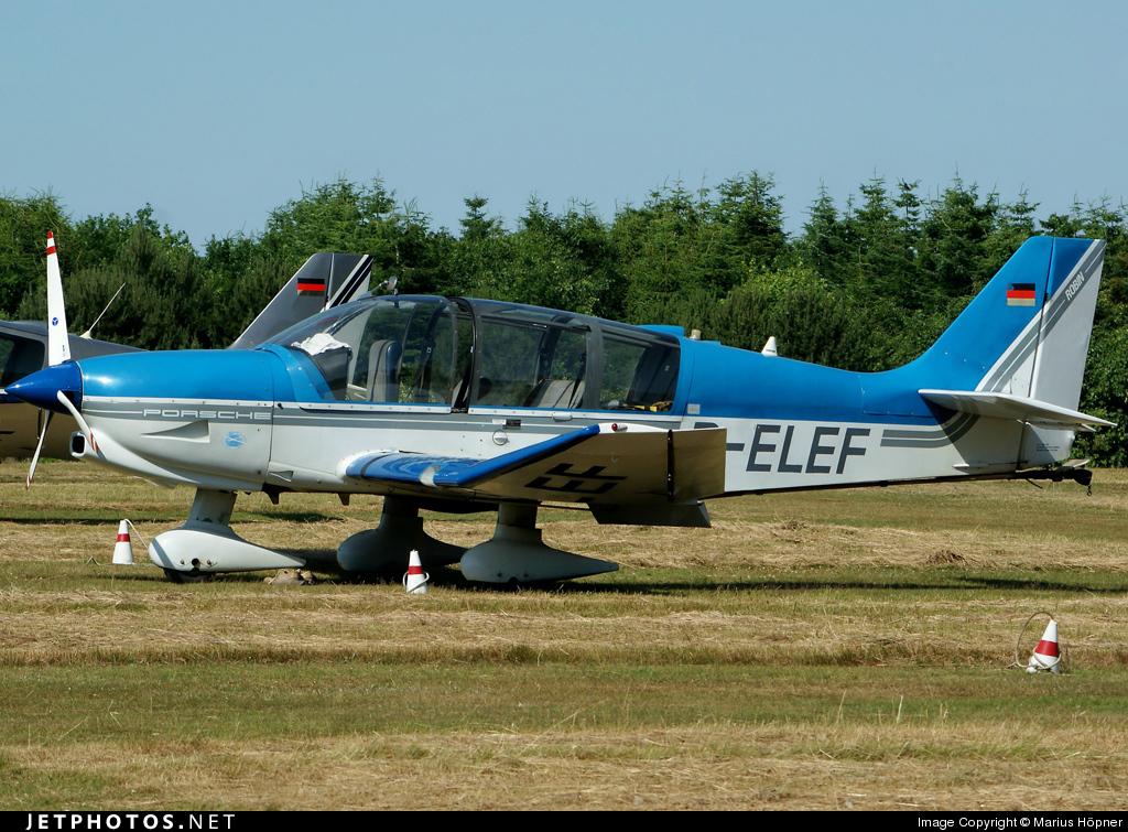D-ELEF - Robin DR400/180R Remorqueur - Private
