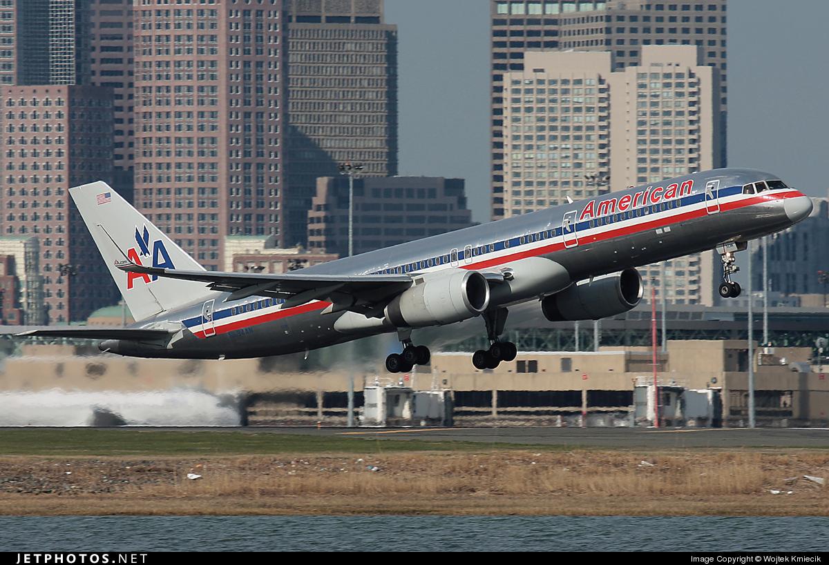 N694AN - Boeing 757-223 - American Airlines