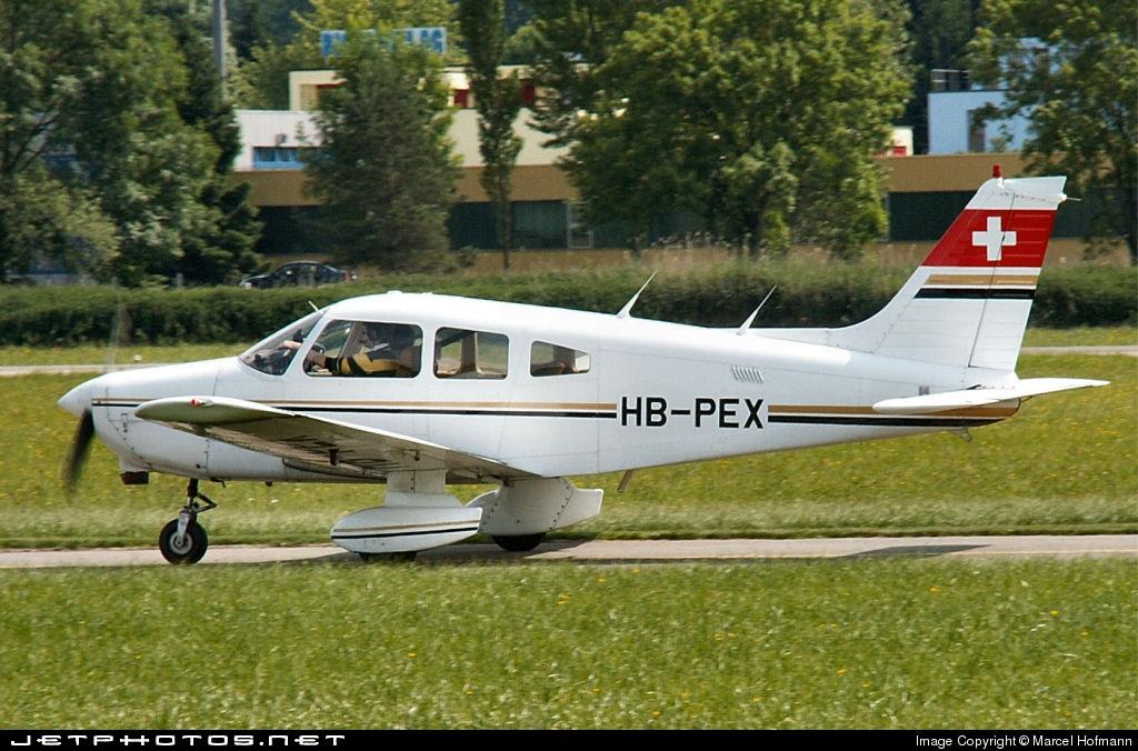HB-PEX - Piper PA-28-161 Warrior II - Private
