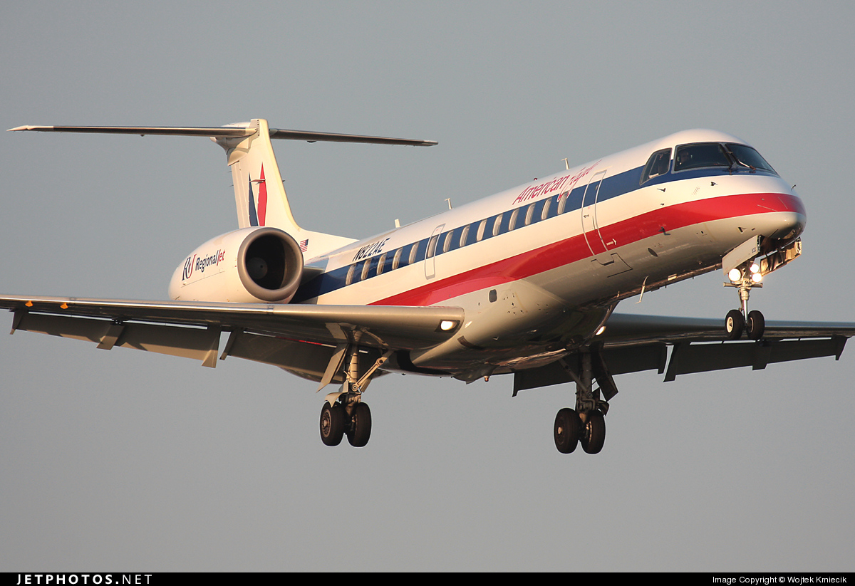 N822AE - Embraer ERJ-140LR - American Eagle