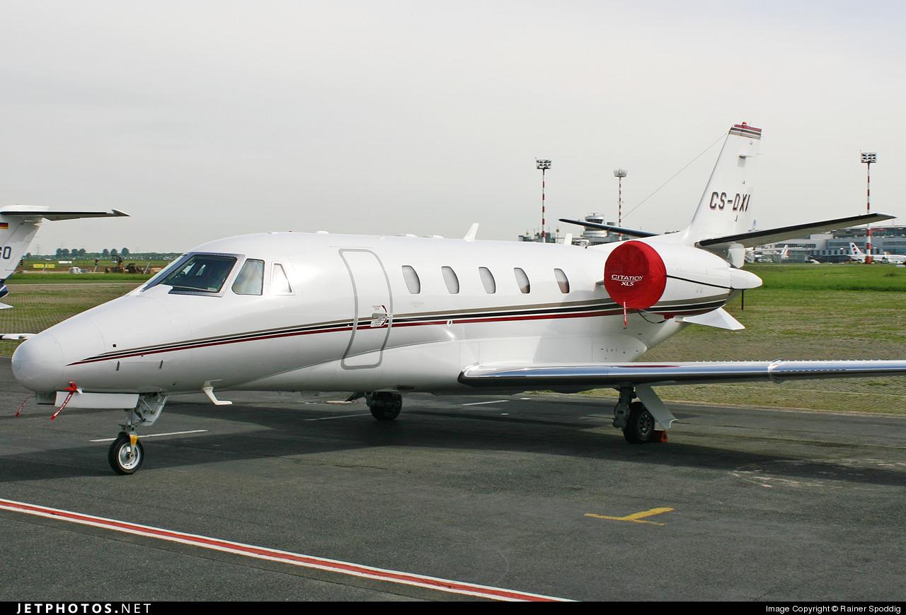 CS-DXI - Cessna 560XL Citation XLS - NetJets Europe