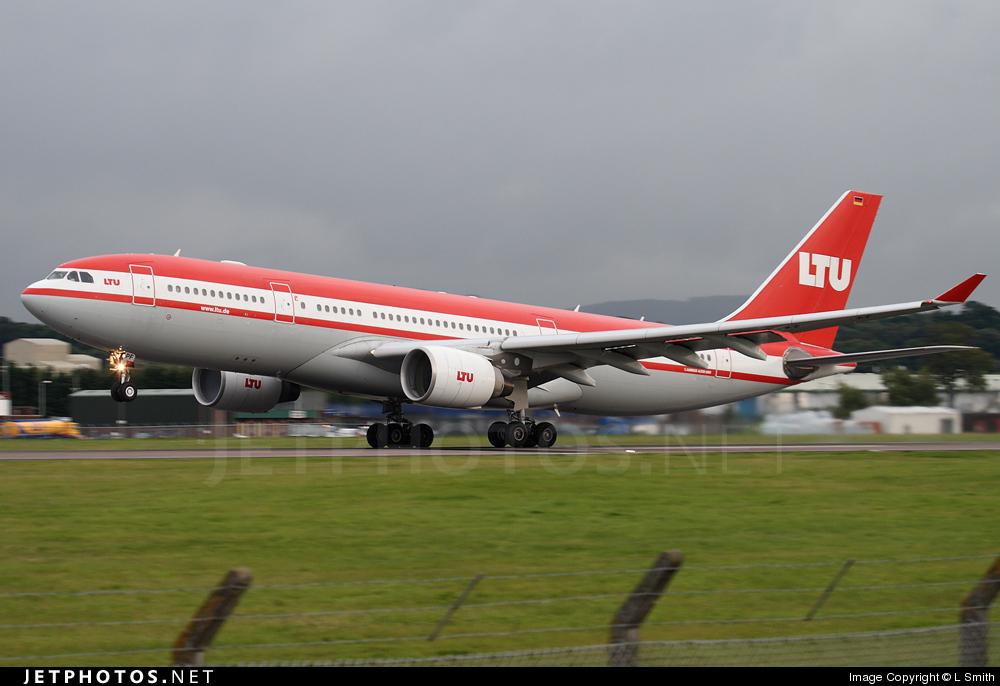 D-ALPF - Airbus A330-223 - LTU