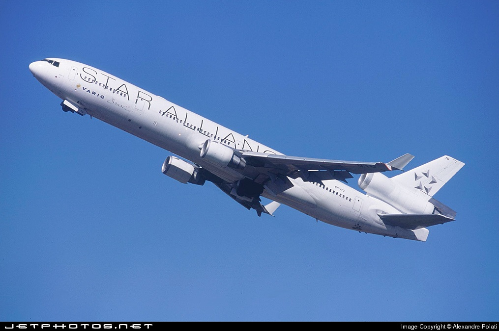 PP-VTU - McDonnell Douglas MD-11 - Varig