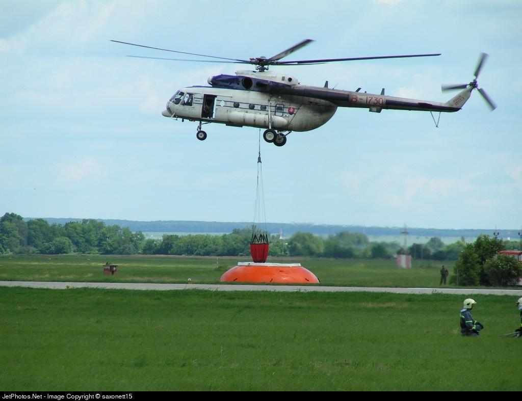 B-1730 - Mil Mi-171 Baikal - Slovakia - Air Force