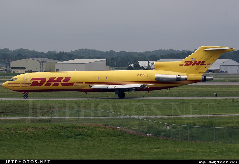 N763AT - Boeing 727-227(Adv)(F) - DHL (ASTAR Air Cargo)