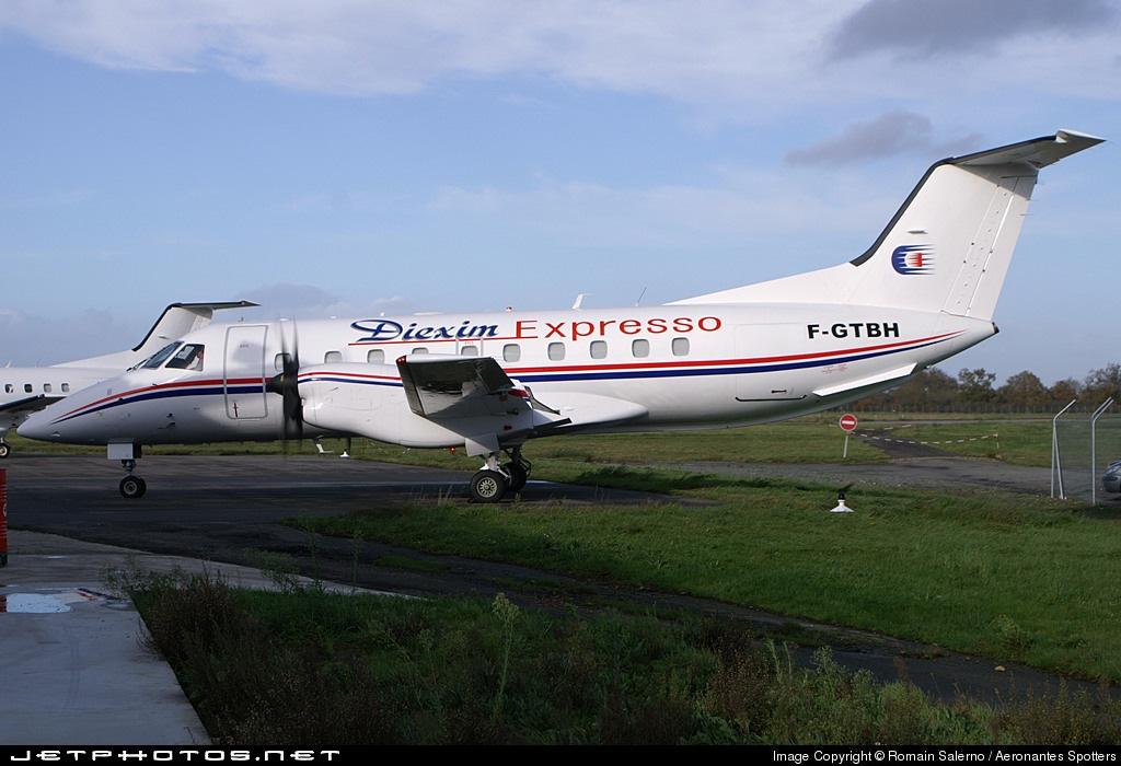 F-GTBH - Embraer EMB-120ER Brasília - Diexim Expresso