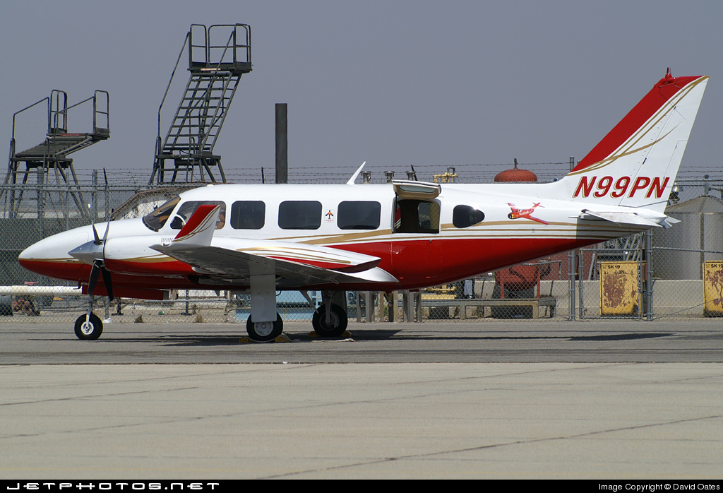 N99PN - Piper PA-31-350 Navajo Chieftain - Private