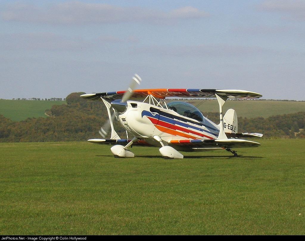 G-EGLE - Christen Eagle II - Private