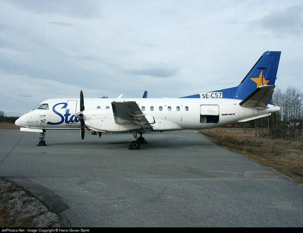 SE-C57 - Saab 340 AEW&C Eryeye - Saab