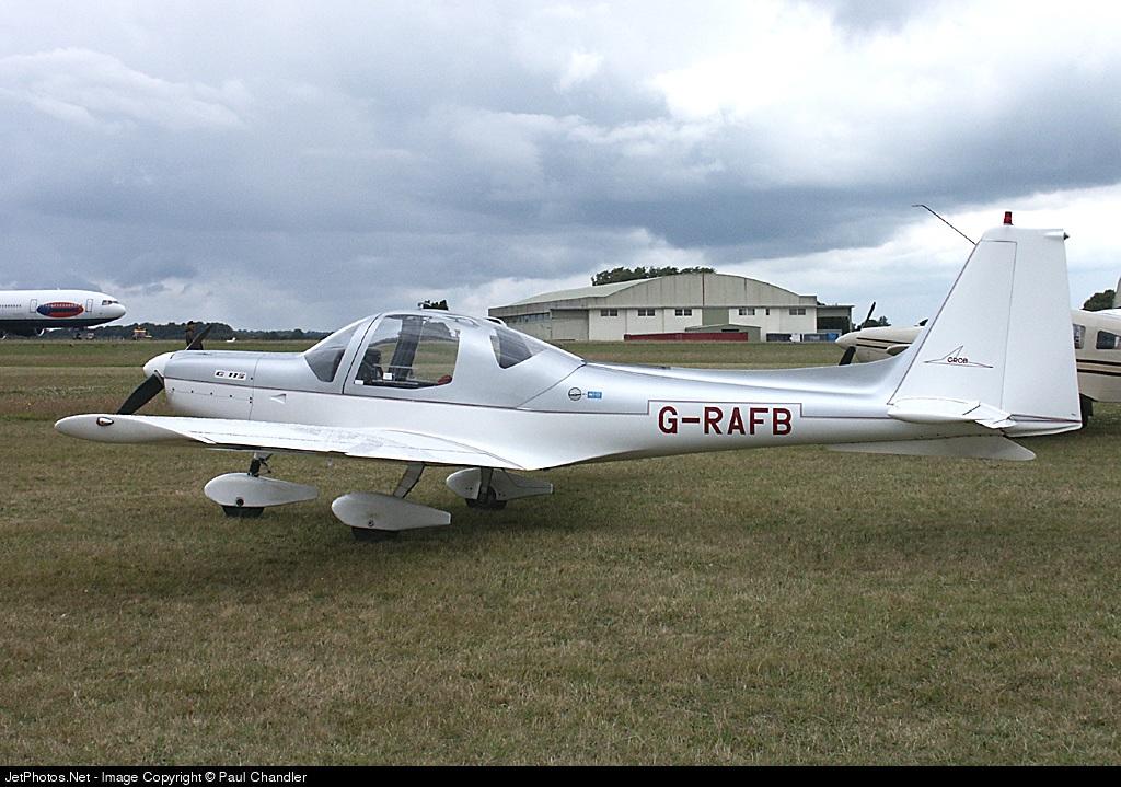 G-RAFB - Grob G115A - Private