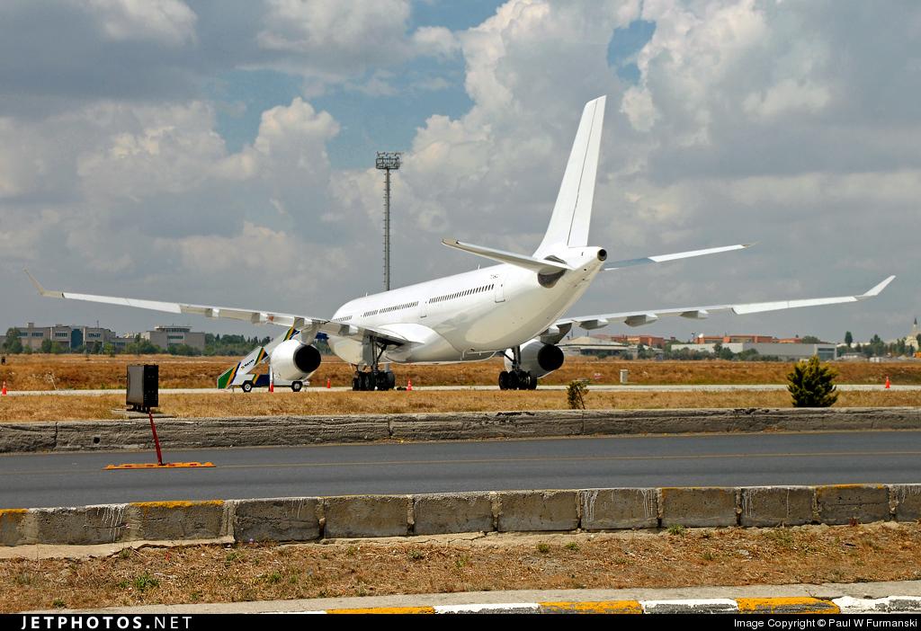 TC-SGJ - Airbus A330-343 - Saga Airlines