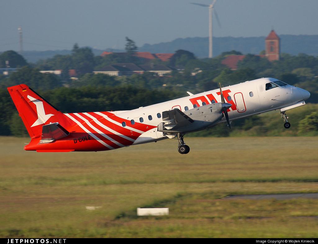 D-COLE - Saab 340A - Ostfriesische Lufttransport (OLT)