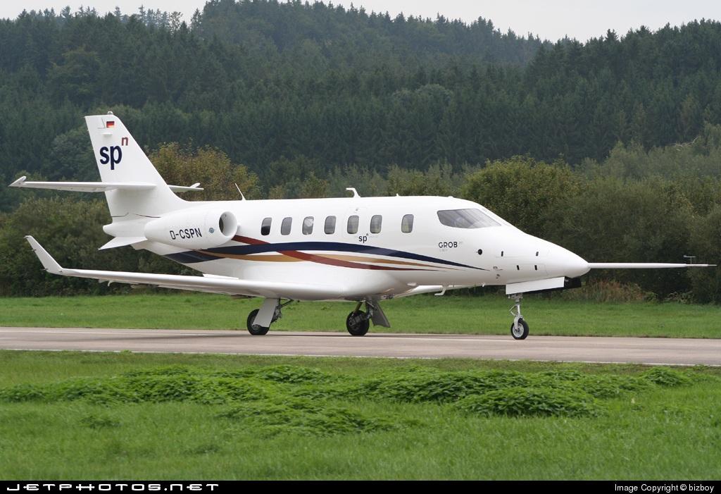 D-CSPN | Grob G180 SPn Utility Jet | Private | bizboy
