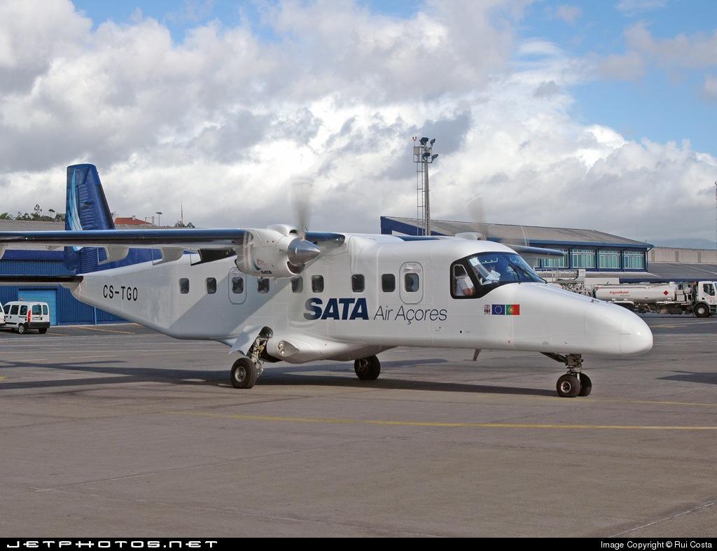 CS-TGO - Dornier Do-228-202 - SATA Air Açores