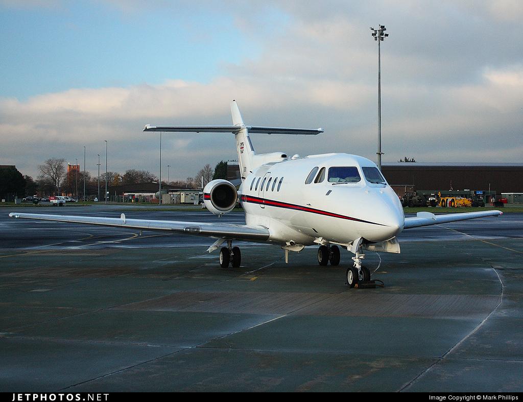 ZD621 - British Aerospace BAe 125 CC.3 - United Kingdom - Royal Air Force (RAF)