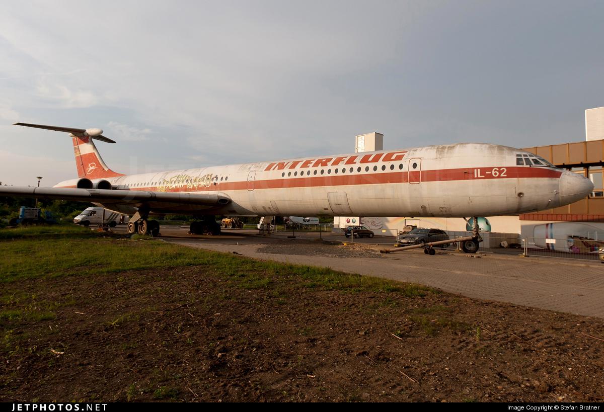 DDR-SEF - Ilyushin IL-62 - Interflug