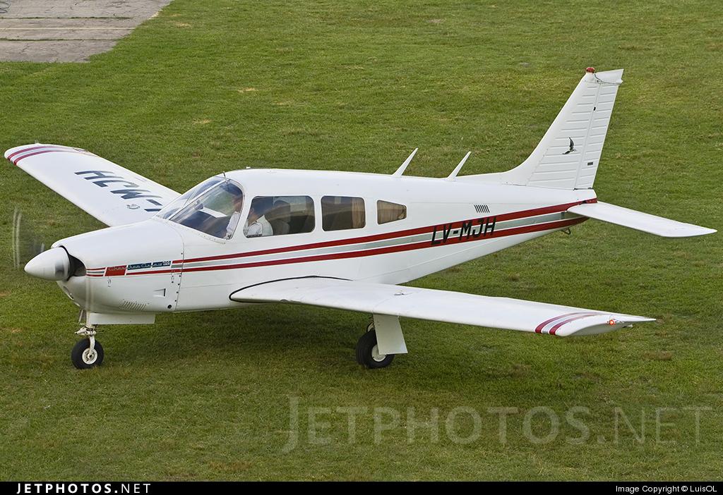 LV-MJH - Piper PA-28R-201 Arrow III - Private