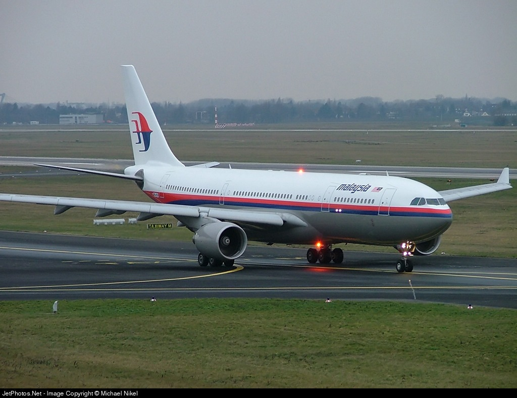 HB-IQF - Airbus A330-223 - Malaysia Airlines