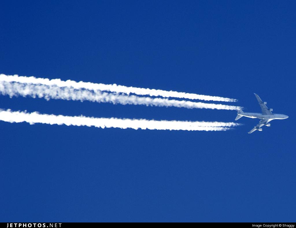 F-GITF - Boeing 747-428 - Air France