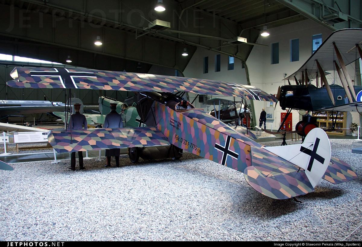 7775 - Fokker D.VII - Germany - Air Force
