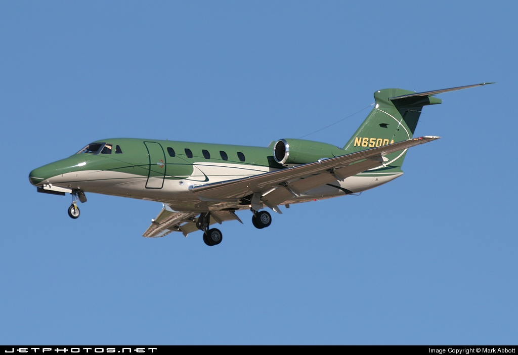 N650DA - Cessna 650 Citation III - Duncan Aviation