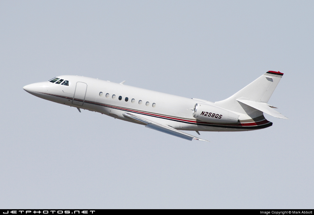 N258QS - Dassault Falcon 2000 - NetJets Aviation