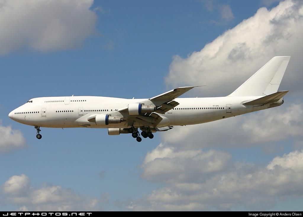 TF-ARS - Boeing 747-357 - Air Atlanta Icelandic