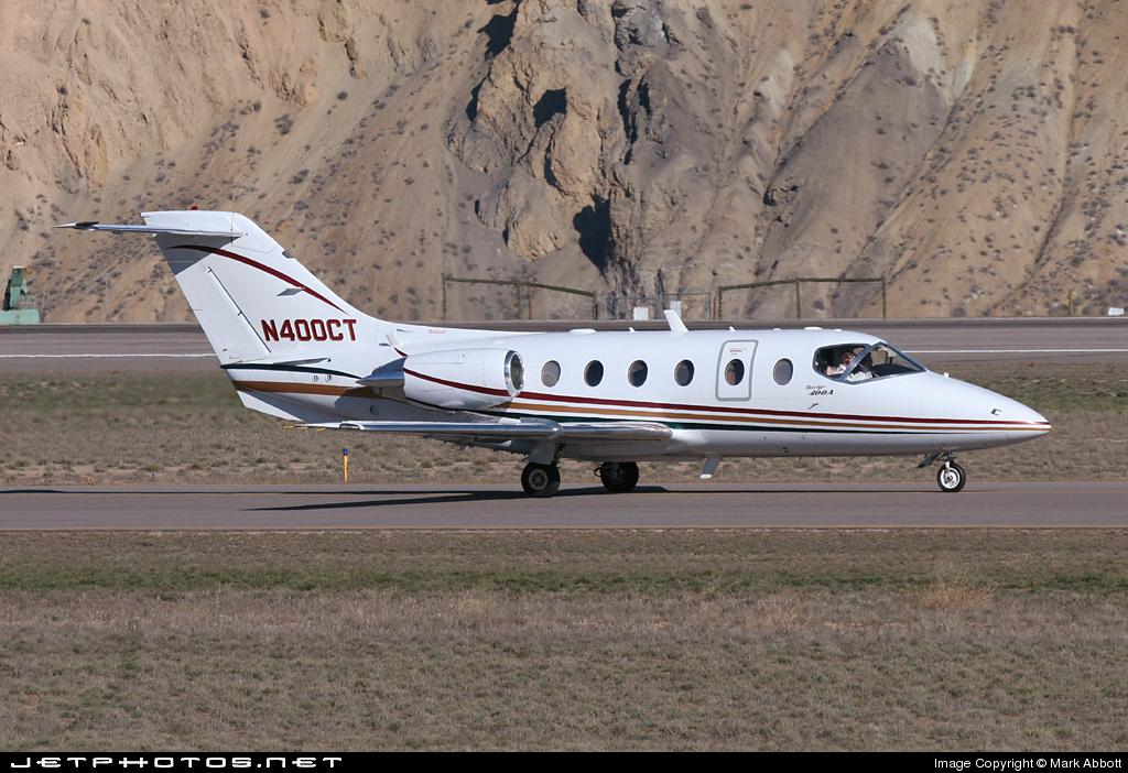 N400CT - Beechcraft 400 Beechjet - Private