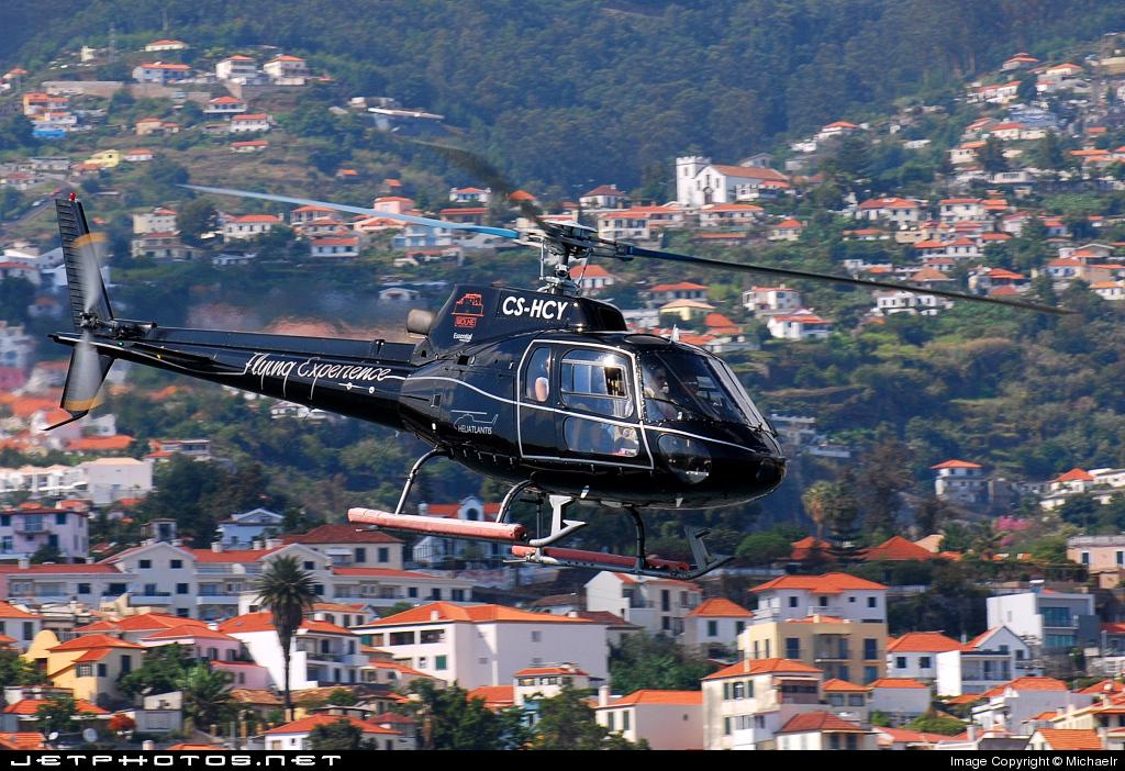 CS-HCY - Aérospatiale AS 350B Ecureuil - Heliatlantis Turismo