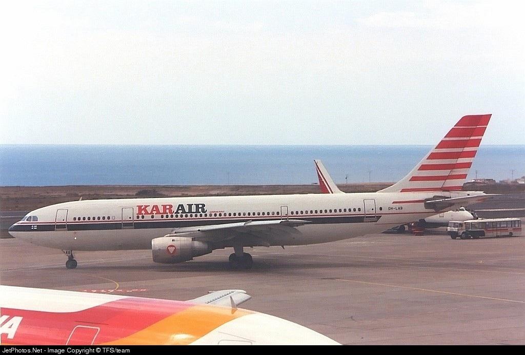OH-LAB - Airbus A300B4-203 - Kar-Air
