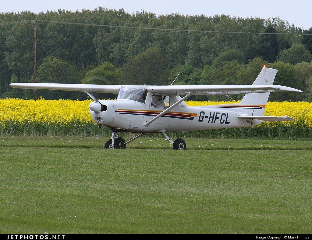 G-HFCL - Reims-Cessna F152 - Private