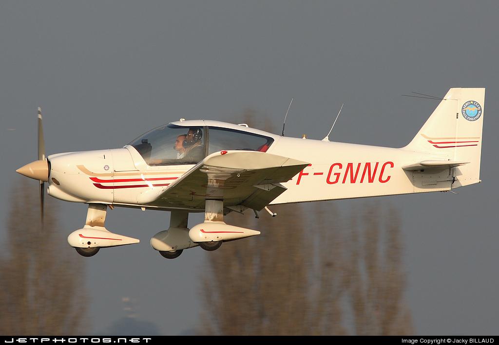 F-GNNC - Robin HR200/120B - Private