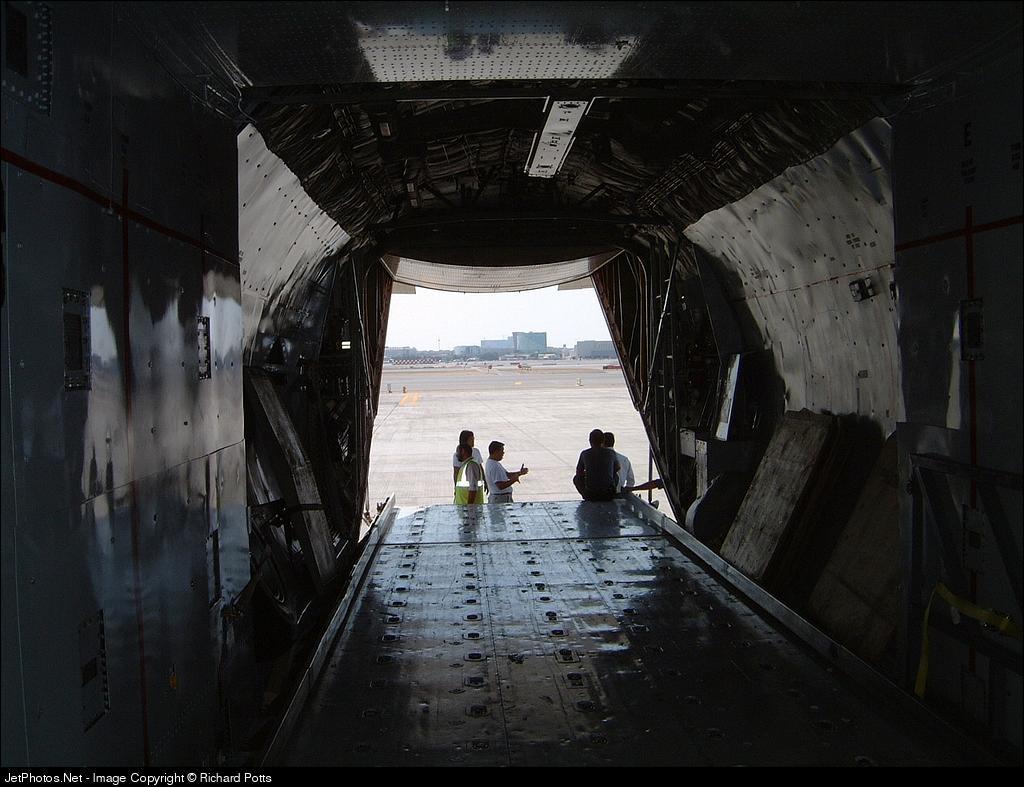 S9-CAJ - Lockheed L-100 Hercules - Transafrik International