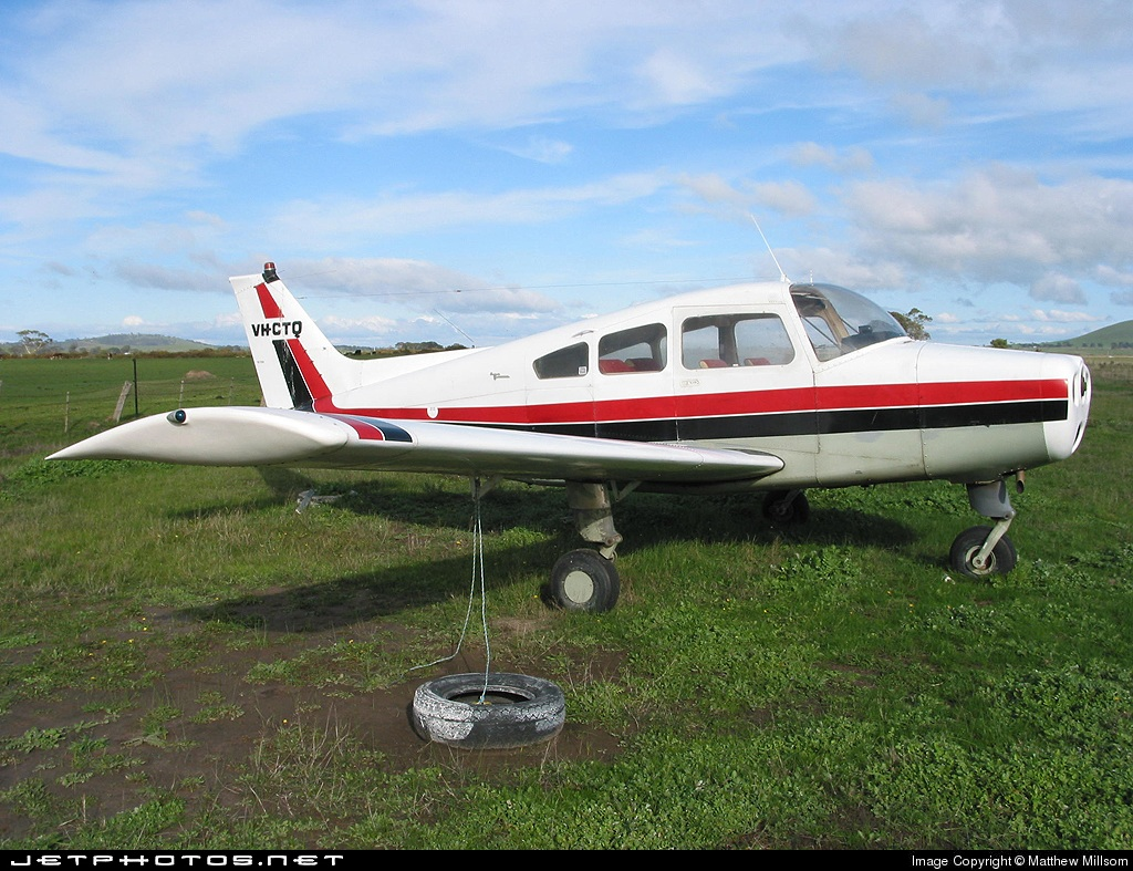 VH-CTQ - Beechcraft A23 Musketeer - Private