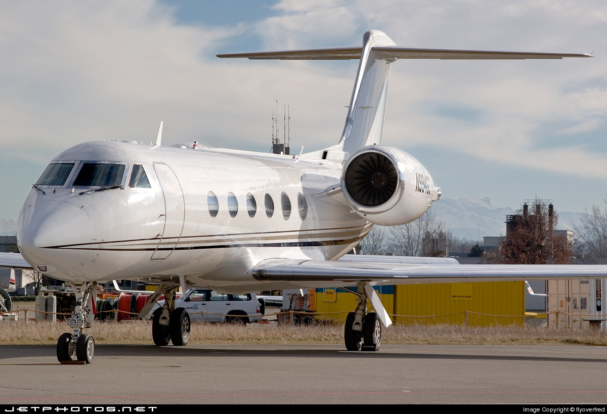 N994GC - Gulfstream G-IV(SP) - Private