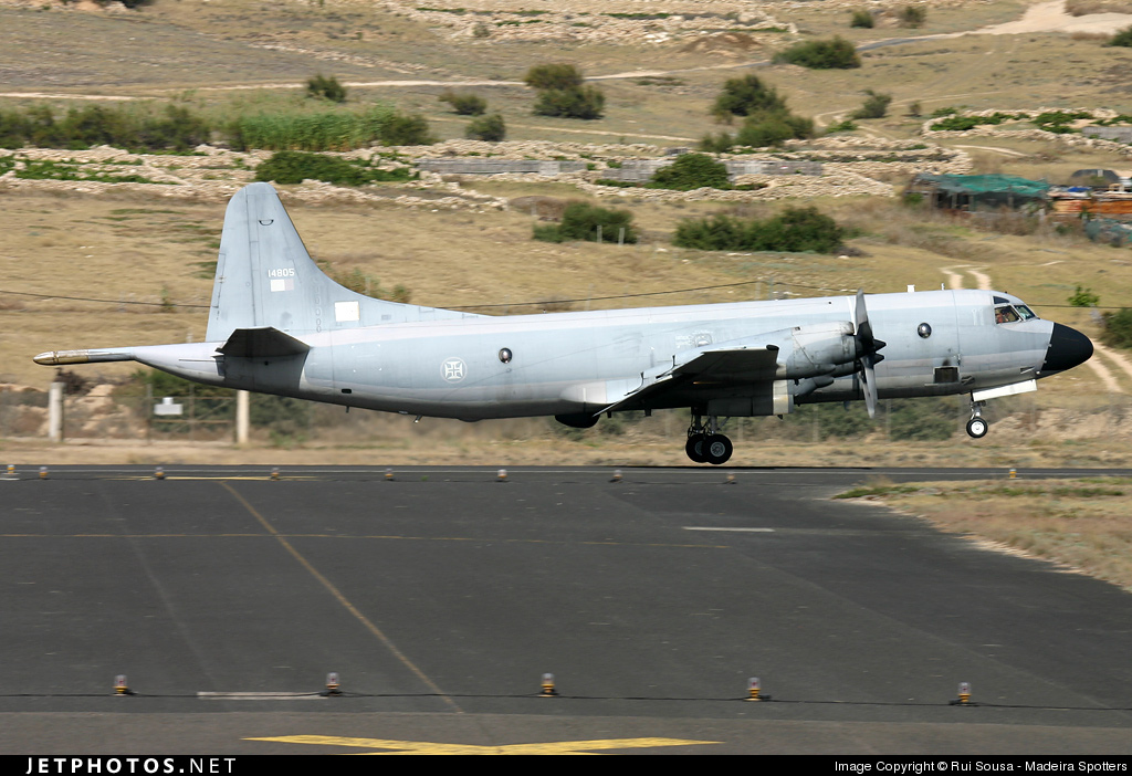 14805 - Lockheed P-3P Orion - Portugal - Air Force