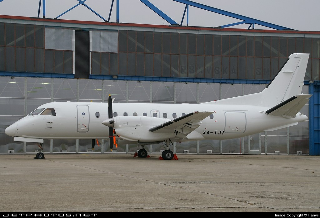 XA-TJI - Saab 340B - Central Connect Airlines