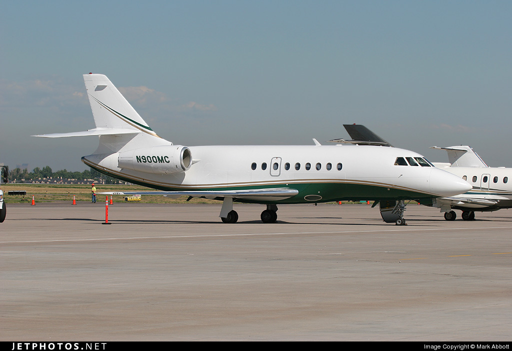 N900MC - Dassault Falcon 2000 - Private